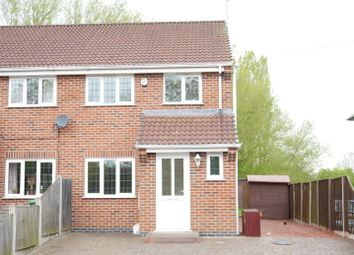 Thumbnail 3 bed semi-detached house for sale in Milnhay Road, Langley Mill, Nottingham