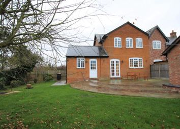 Thumbnail 3 bed semi-detached house to rent in Firs Farm Cottages, West End