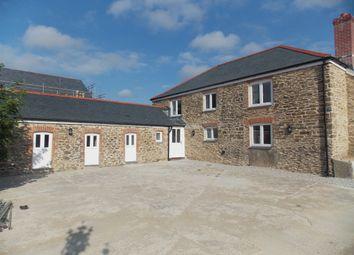 Thumbnail 4 bed barn conversion to rent in Newton Farm, Tregony, Truro, Cornwall