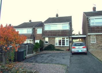 Thumbnail 3 bed detached house for sale in Oakland Crescent, Riddings, Alfreton
