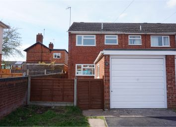 Thumbnail 3 bed semi-detached house for sale in Summer Street, Barbourne