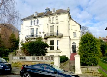 Thumbnail 2 bed flat for sale in Pevensey Road, St Leonards On Sea