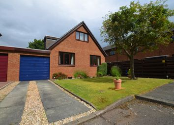 Thumbnail 4 bed link-detached house for sale in 1 Fairyhill Place, Kilmarnock