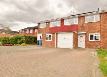 Thumbnail 3 bed terraced house for sale in Beaulieu Gardens, Blackwater, Camberley