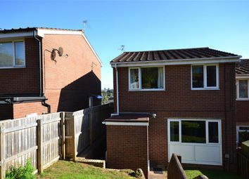 Thumbnail 3 bed semi-detached house for sale in Ashleigh Mount Road, Exeter