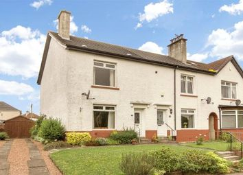 Thumbnail 2 bedroom end terrace house for sale in Clarion Road, Knightswood, Glasgow