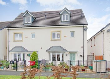 Thumbnail 4 bedroom town house for sale in 21, Brinell Square, Newport, Newport