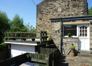 Thumbnail 2 bed cottage for sale in Scarhouse Lane, Golcar, Huddersfield