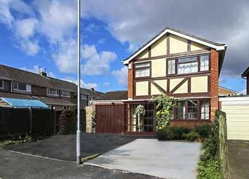 Thumbnail 3 bed detached house for sale in Laburnum Close, Shifnal, Shropshire
