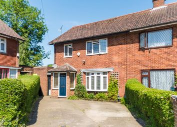 Thumbnail 3 bed semi-detached house for sale in Owens Way, Croxley Green, Rickmansworth