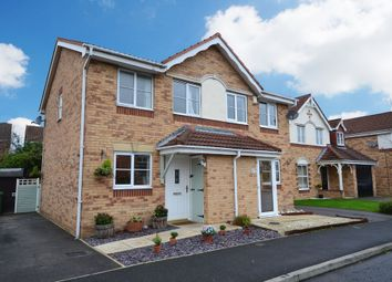Thumbnail 2 bed semi-detached house for sale in Whinbeck Avenue, Normanton