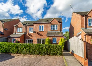 Thumbnail 3 bed semi-detached house for sale in Forest Rise, Desford