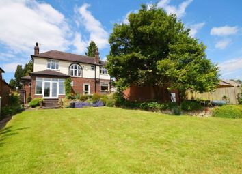 Thumbnail 4 bed detached house for sale in Leek Road, Endon, Stoke-On-Trent