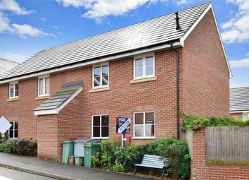 Thumbnail 1 bed flat for sale in Brinton Close, East Cowes, Isle Of Wight