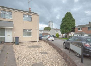Thumbnail 3 bed property to rent in Llewellyn Road, Cwmbran