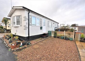 Thumbnail 1 bed mobile/park home for sale in Westend Residential Park, Kirkham, Preston, Lancashire