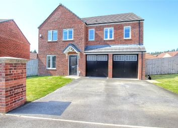 Thumbnail 5 bed detached house for sale in Summer Lane, Wynyard, Billingham
