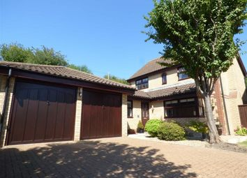 Thumbnail 4 bed detached house for sale in Bleadon Mill, Bleadon, Weston-Super-Mare
