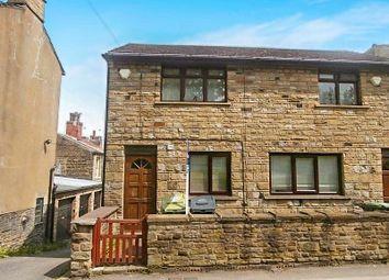 Thumbnail 2 bed flat to rent in Nabcroft Lane, Crosland Moor, Huddersfield
