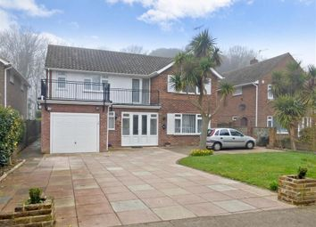 Thumbnail 4 bedroom detached house for sale in Aldsworth Avenue, Goring By Sea, Worthing, West Sussex