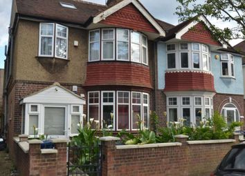 Thumbnail 5 bed semi-detached house for sale in Ashfield Road, London