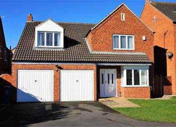Thumbnail 4 bed detached house for sale in Hadrians Walk, Scarborough