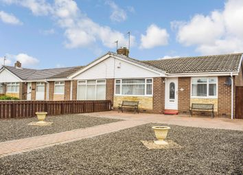 Thumbnail 2 bed bungalow for sale in Doxford Place, Cramlington