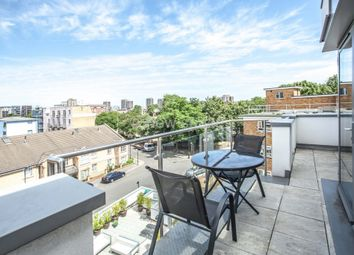 Thumbnail 3 bed flat to rent in Mintern Street, Hoxton, Hackney