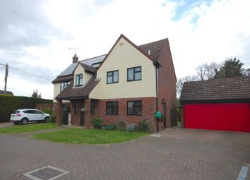 Thumbnail 4 bed detached house for sale in Goldhanger Road, Heybridge, Maldon