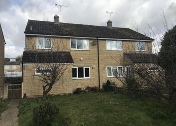 Thumbnail 3 bed semi-detached house to rent in Brize Norton Road, Carterton