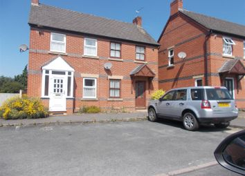 Thumbnail 2 bed semi-detached house for sale in Glendower Court, Falstaff Street, Shrewsbury