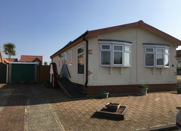 Thumbnail 2 bed mobile/park home for sale in Sunninghill Close, Bradwell
