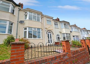 Thumbnail 3 bed terraced house for sale in St. Dunstans Road, Bedminster, Bristol