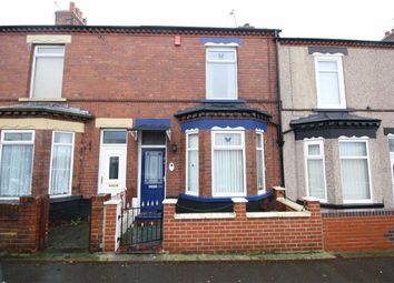 Thumbnail 2 bed terraced house for sale in Longfield Road, Darlington