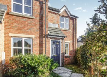 Thumbnail 2 bed end terrace house for sale in Temple Road, Scunthorpe