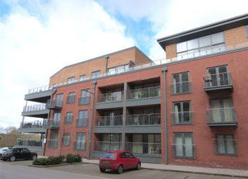 Thumbnail 2 bed flat for sale in Aston Court, Diglis, Worcester