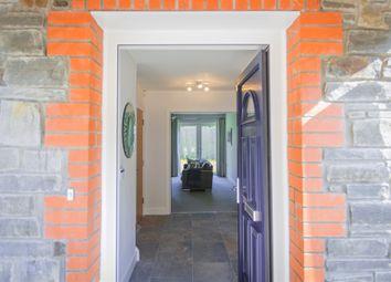 Thumbnail 4 bedroom detached house for sale in Crib Y Lan, Main Road, Gwaelod-Y-Garth