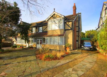 Thumbnail 5 bed semi-detached house for sale in Hawthorn Road, Wallington
