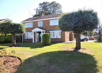 Thumbnail 4 bed detached house for sale in Lynn Road, Downham Market