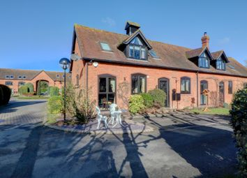 Thumbnail 2 bed semi-detached house for sale in Holt Castle Barns, Holt, Worcester