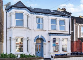 Thumbnail 4 bed flat for sale in Lyveden Road, Colliers Wood, London