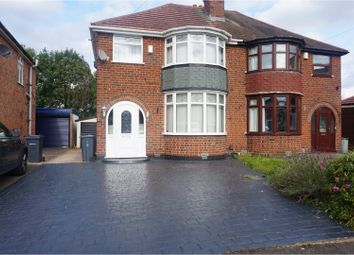 Thumbnail 3 bed semi-detached house to rent in Tolworth Hall Road, Birmingham
