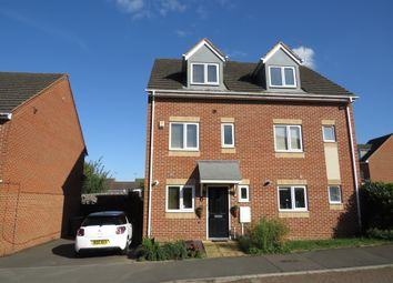 Thumbnail 3 bed semi-detached house for sale in Carroll Crescent, Coventry