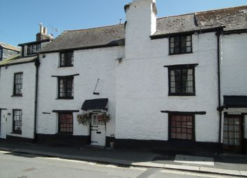 Thumbnail 4 bed cottage for sale in Fore Street, West Looe