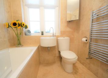 Thumbnail 1 bed flat to rent in Streatham Street, Camden, London