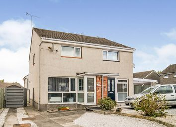 Thumbnail 2 bed semi-detached house for sale in Elderbank Place, Dumfries, Dumfries And Galloway