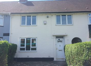 Thumbnail 3 bed terraced house to rent in Bakers Green Road, Huyton