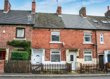 Thumbnail 2 bed terraced house to rent in Belper Road, Stanley Common, Ilkeston