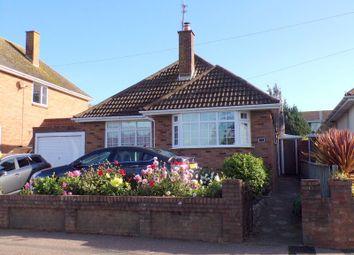 Claremont Grove, Exmouth EX8. 2 bed detached bungalow