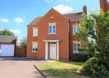 Thumbnail 4 bed detached house for sale in Marston Moretaine, Bedford